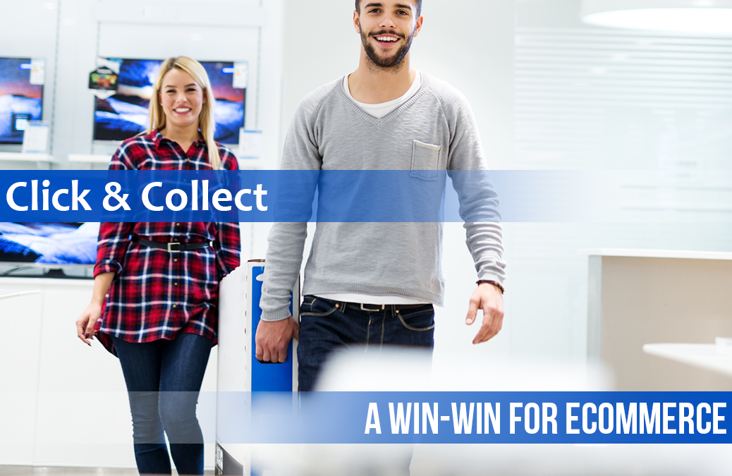 Click and Collect and Pick-up Centres for eCommerce stores