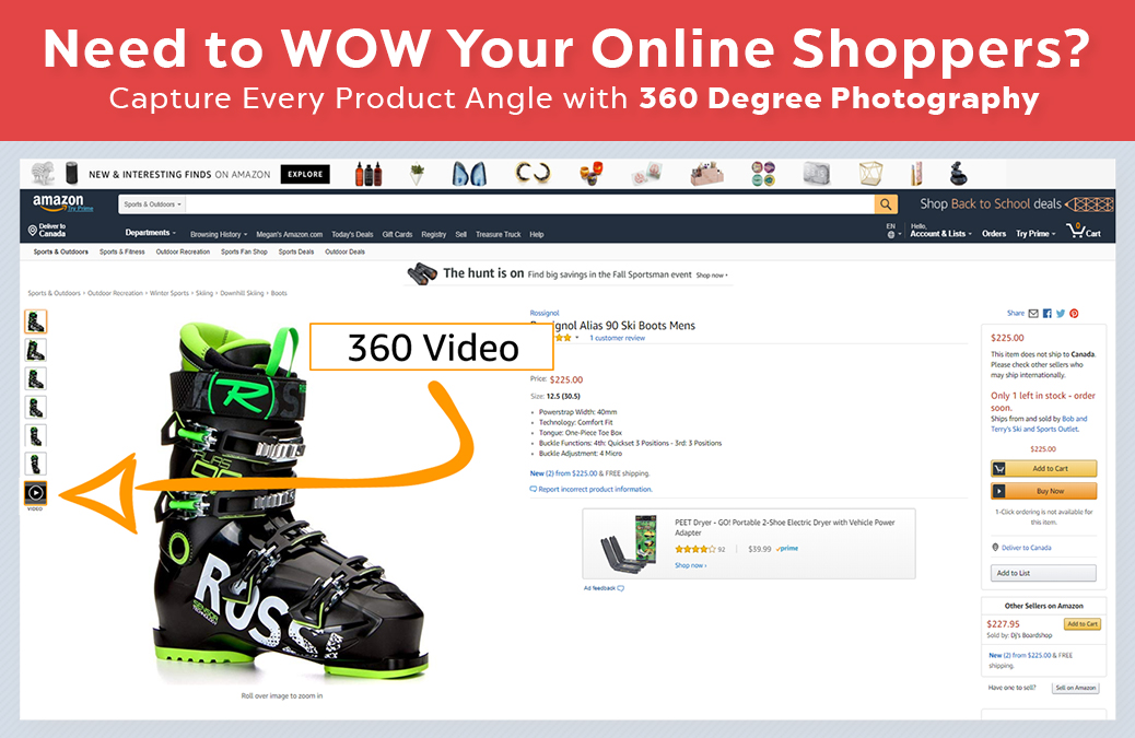 Need to WOW Your Online Shoppers? Capture Every Product