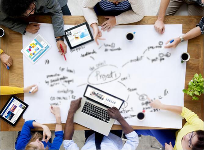 digital team members