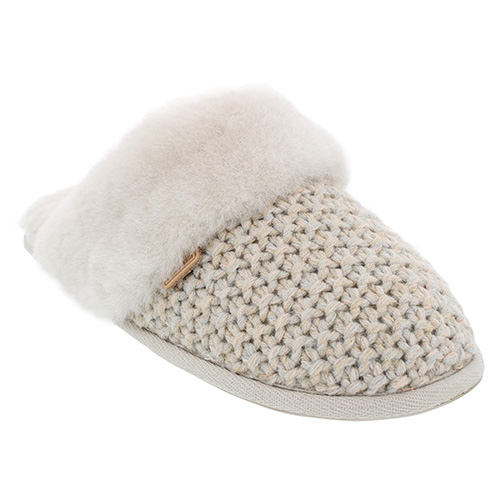 product photography on totes slipper