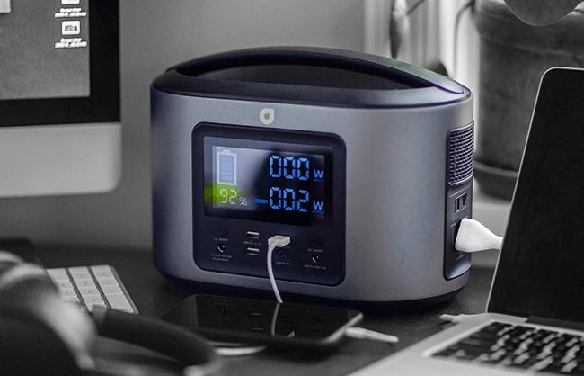 Click aviva lifestyle image to play aviva portable power station 360 video