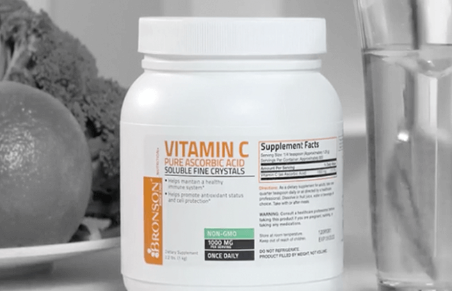 Click this Vitamin lifestyle image to play the product video with model