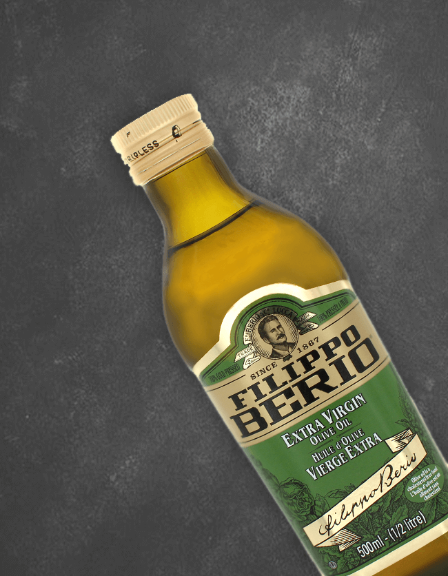 Click on this Filippo Berio lifestyle image to open the A+ page