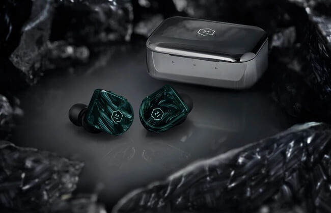 Master & Dynamic earbuds