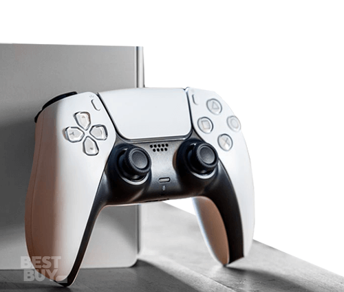 Crisp and clean image of an Xbox controller