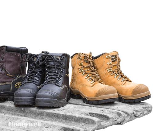 Honeywell work boots