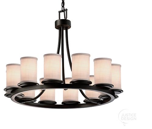Clean ecommerce image of JDG chandelier