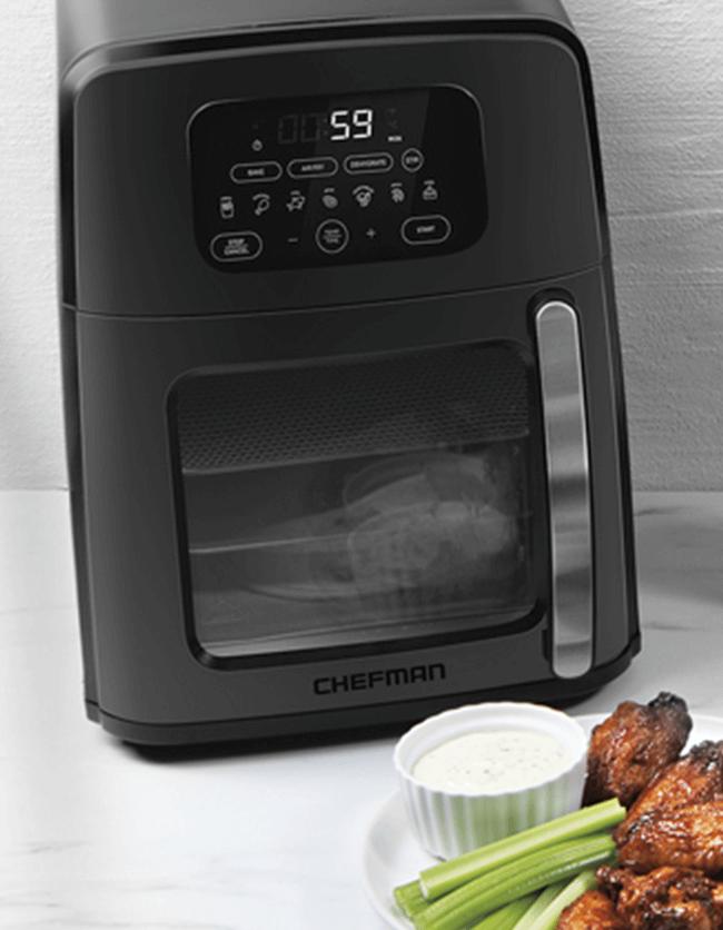 Chefman toaster oven