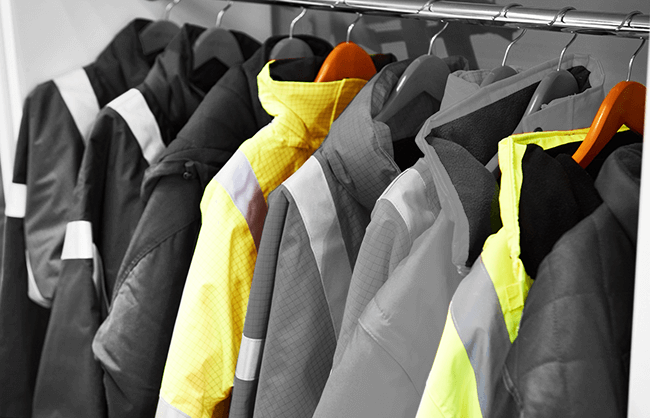 Workplace outerwear