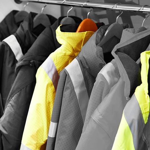 Work jackets lifestyle image